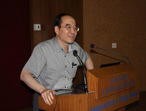 北京化工研究院副院长乔金梁照片