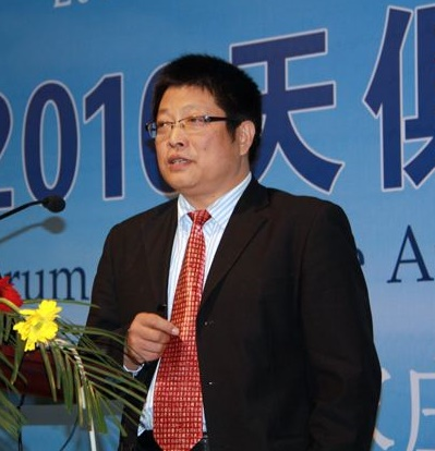 中国环境科学研究院环境安全研究中心研究员高庆先照片