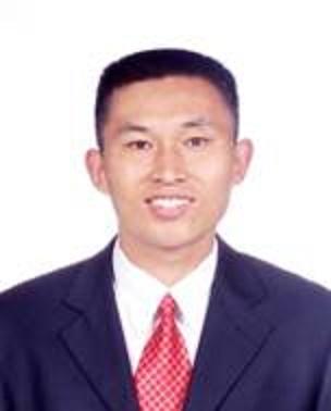 中国科学院生态环境研究中心副研究员刘俊锋照片