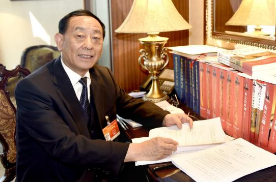 邓州市中医药管理局局长唐祖宣照片