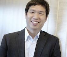 新西兰佳沛公司中国区总经理潘立为照片