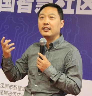 中兴和泰酒店投资管理有限公司总经理黄小河