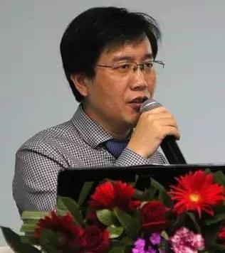 深圳达实智能股份有限公司市场总监陈麟照片