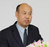 外贸信托财富管理中心副总经理朱闵铭照片