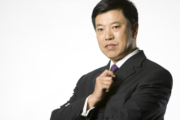 蓝卡(国际)健康集团董事局主席于浩波照片