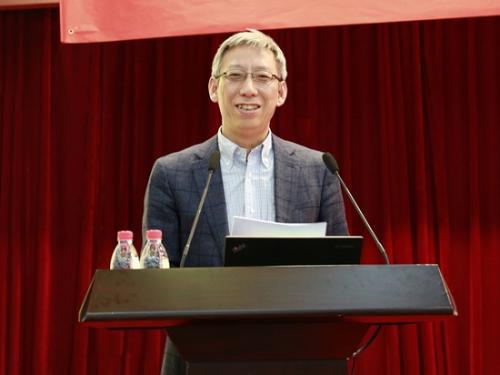 中华全国供销合作总社理事会副主任杨建平照片