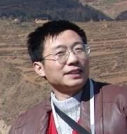 中国科学院地物所研究员刘建明照片