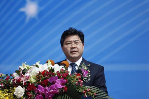 吉林省人民政府副省长 隋忠诚照片