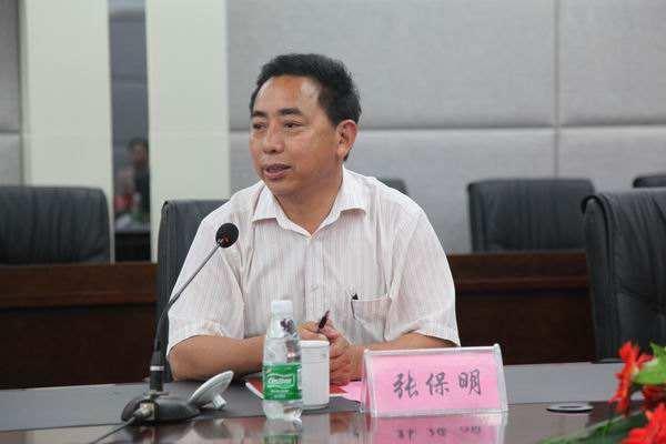 中国农业科学院作物科学研究所书记张保明照片