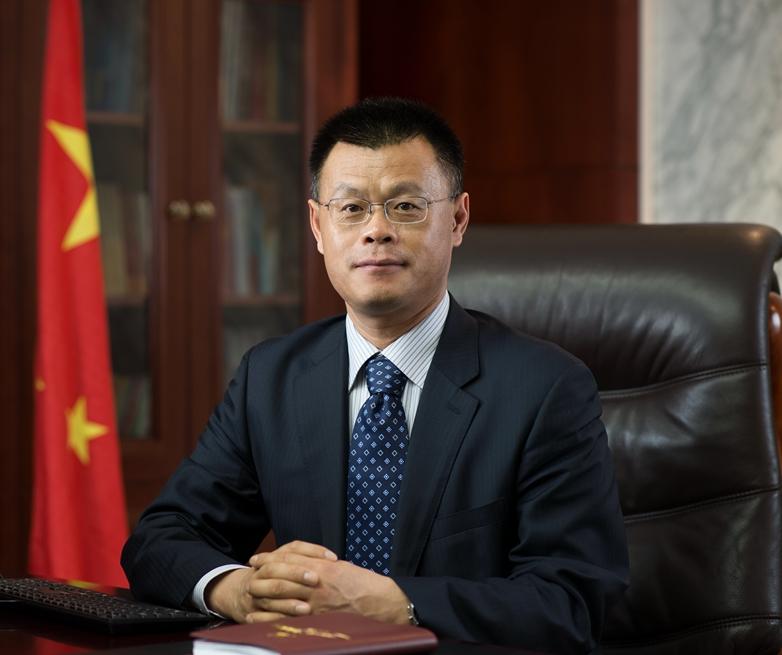 中国航天科工七院副院长李治国照片