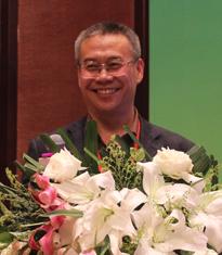 甘肃电力公司风电技术中心副主任何世恩照片