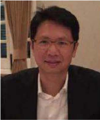 太平电子商务有限公司助理总经理李继伦照片