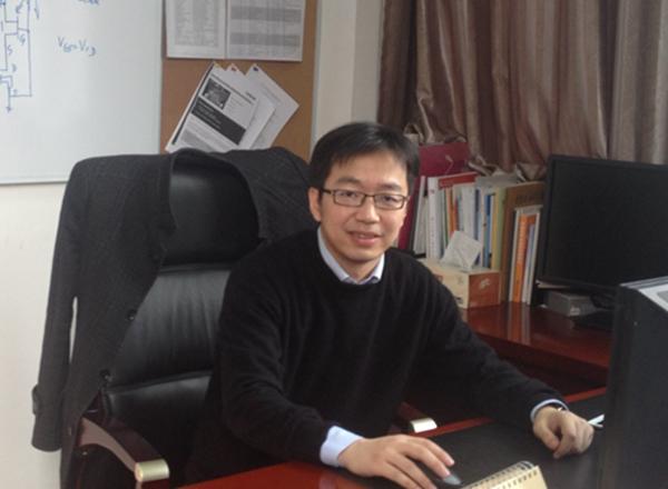浙江大学电气工程学院教授吕征宇
