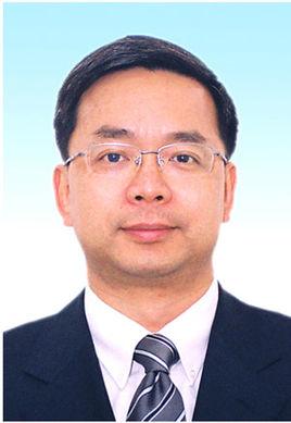 上海申康医院发展中心副主任陈方照片