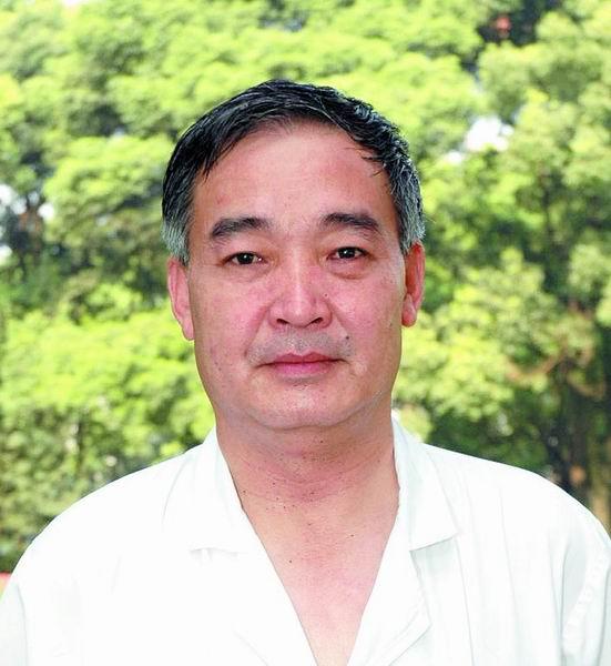 上海第二医科大学附属瑞金医院心内科常务副主任陆国平照片