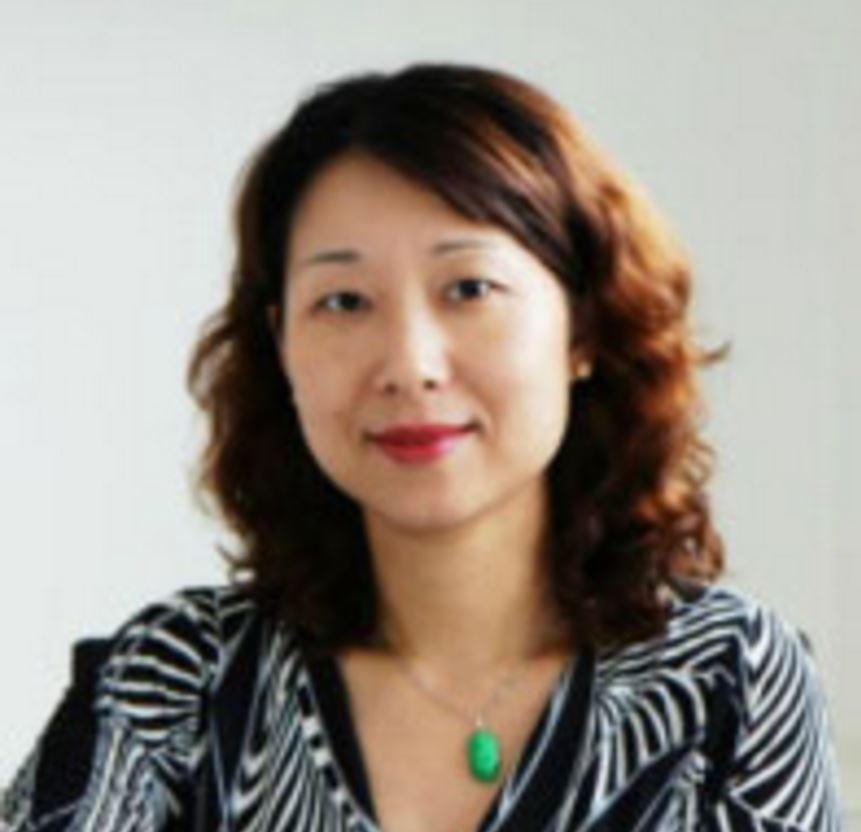 埃森哲运营服务大中华区总裁朱虹照片