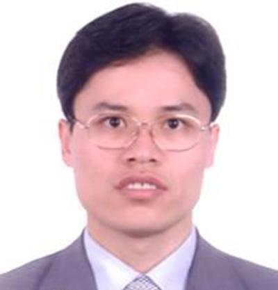 中国科学院上海生命科学研究院植物生理生态研究所副研究员崔晓峰(Xiaofeng Cui)照片