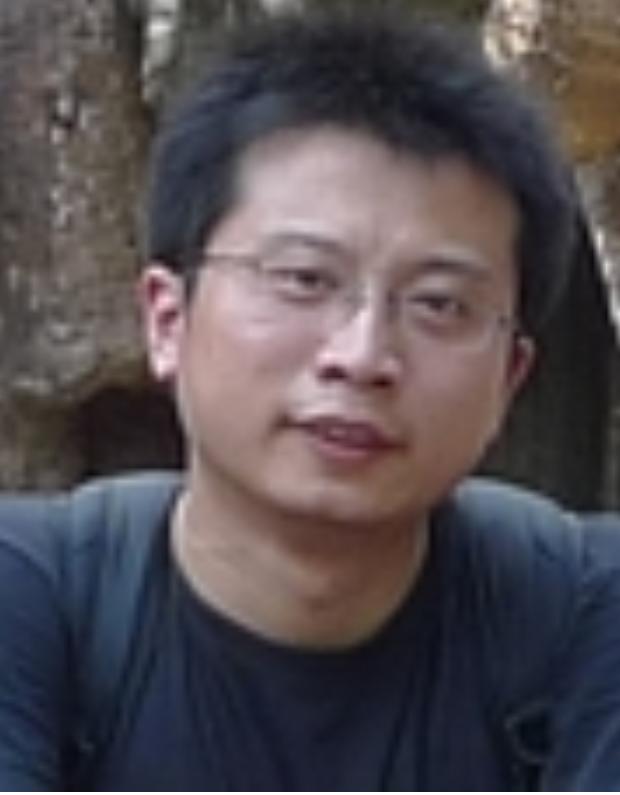 上海交通大学副研究员贺光辉