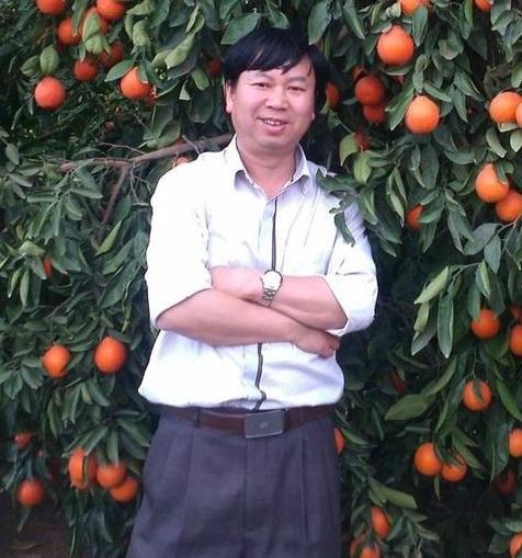 华南农业大学教授张承林照片