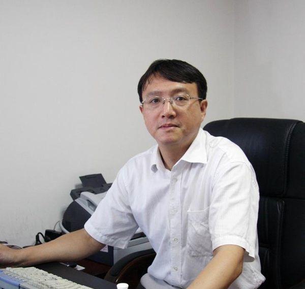 华南理工大学教授陈中华照片