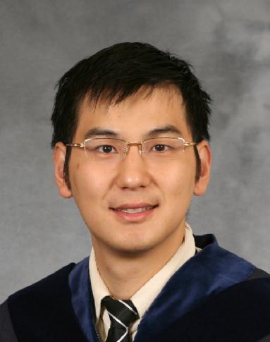 公安部第三研究所副研究员刘云淮照片