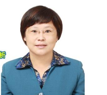 上海罗氏制药有限公司全国质量法规总监朱红枚照片