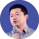 上海殷泊信息科技有限公司研发副总裁沈阅斌照片