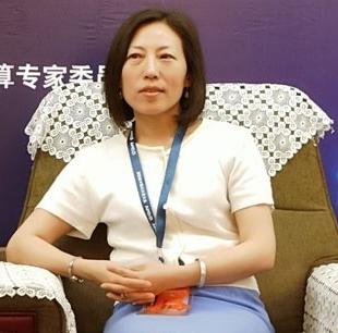 微軟中國云計算高級總監梁戈碧照片