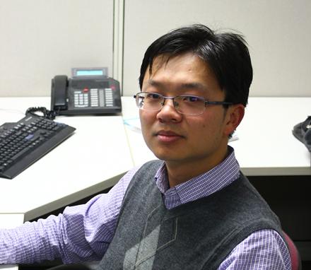 西南交通大学副教授刘炜