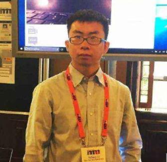 英特尔研究院主管研究员王长虎照片