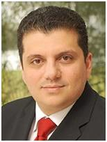 世界教育創新峰會(WISE)研究部總監阿斯瑪·亞爾法達拉博士(Dr.Asmaa Alfadala )照片