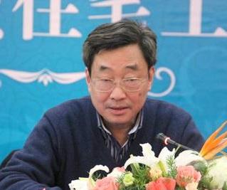 浙江省建筑行业协会会长赵如龙照片