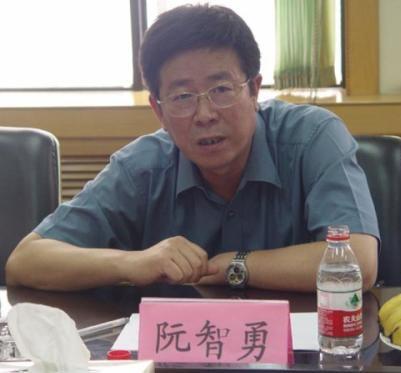 中国建设会计学会秘书长阮智勇照片