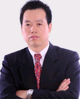 上海鲁班软件股份有限公司董事长杨宝明