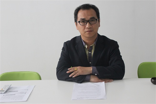 高烽公司董事长兼总经理刘卫孟照片