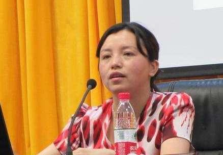 江西省小学语文教研员徐承芸 照片