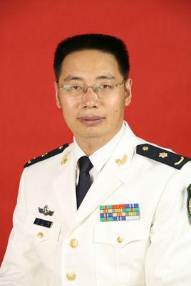第二军医大学博士生导师马 文领照片