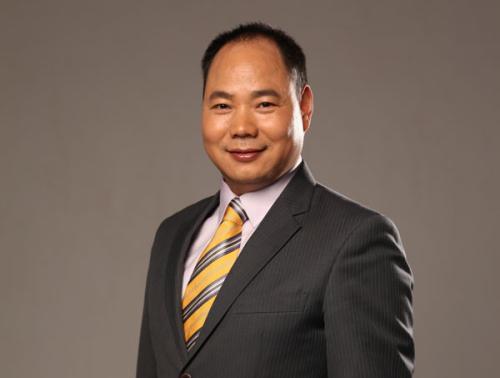 浙江省大健康产业品牌委员会秘书长周星龙照片