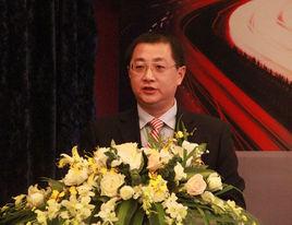 浙江吉利汽车集团副总裁黄勇