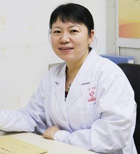 北京協和醫院副主任醫師甄璟然照片