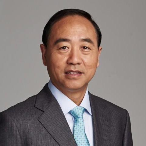 辉瑞制药有限公司中国区副总裁谷成明照片