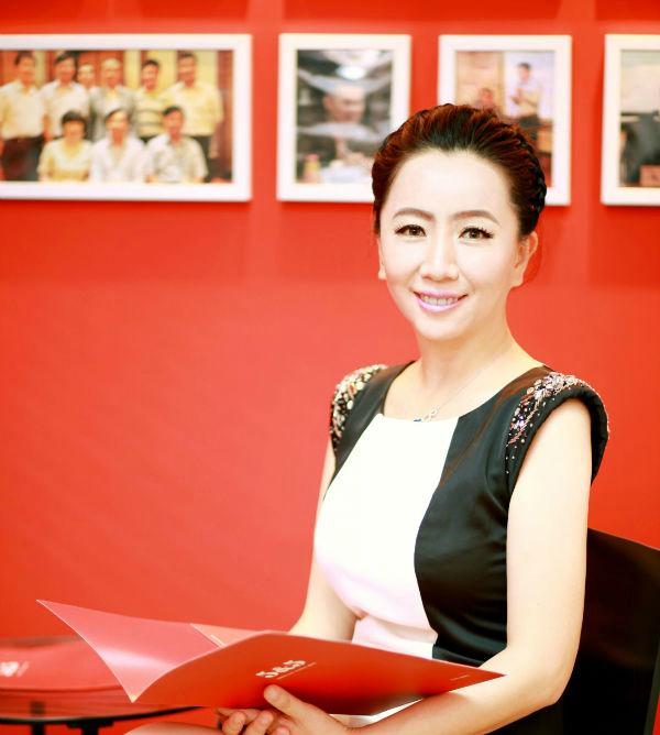 五五私董会共同创始人刘佳砚