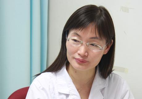 首都医科大学附属北京妇产医院内分泌诊疗中心主任主任阮祥燕