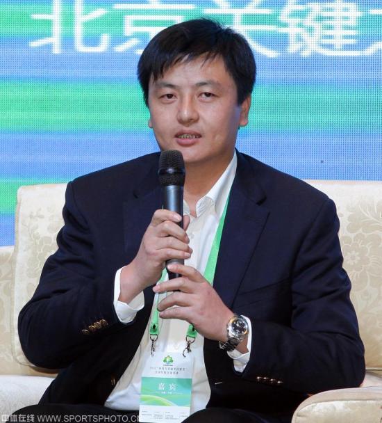 泰山体育副总裁卞志勇