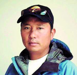西藏自治区体育局副局长尼玛次仁照片