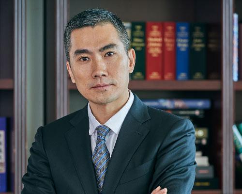 智美体育集团副总裁宋鸿飞照片