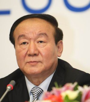 第十一届全国政协委员蒋效愚