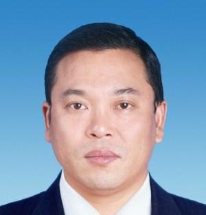 中国文化管理协会常务副主席梁鑫华照片