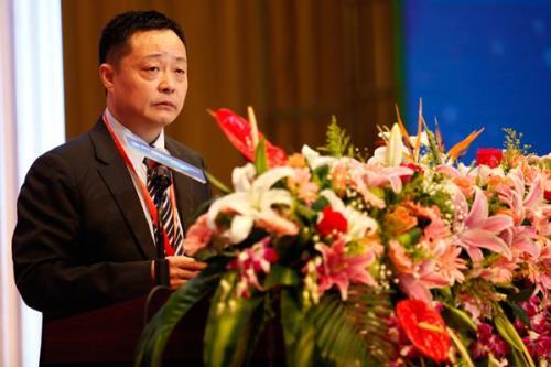 中国医师协会麻醉学医师分会会长俞卫锋照片