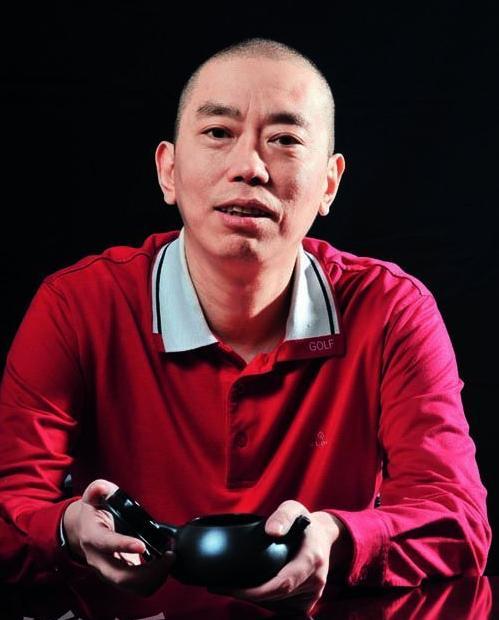 巨人集团副董事长史玉柱照片